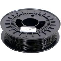 3D-skrivare Filament German RepRap 100009 PLA-plast 3 mm Svart 750 g