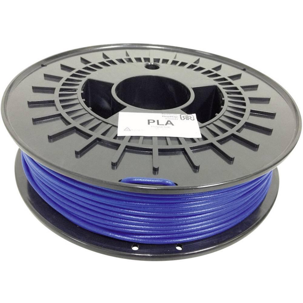 3D Drucker Filament German RepRap 100253 PLA plastika 3 mm modra 750 g