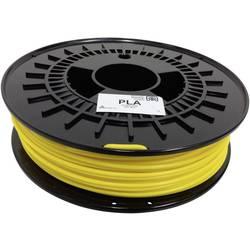 3D-skrivare Filament German RepRap 100250 PLA-plast 3 mm Gul 750 g