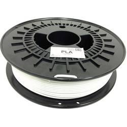 3D-skrivare Filament German RepRap 100249 PLA-plast 3 mm Vit 750 g
