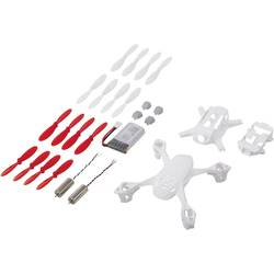 Multicopter-crash Kit Hubsan H107D-A07 Passar till Hubsan X4 FPV 1 set