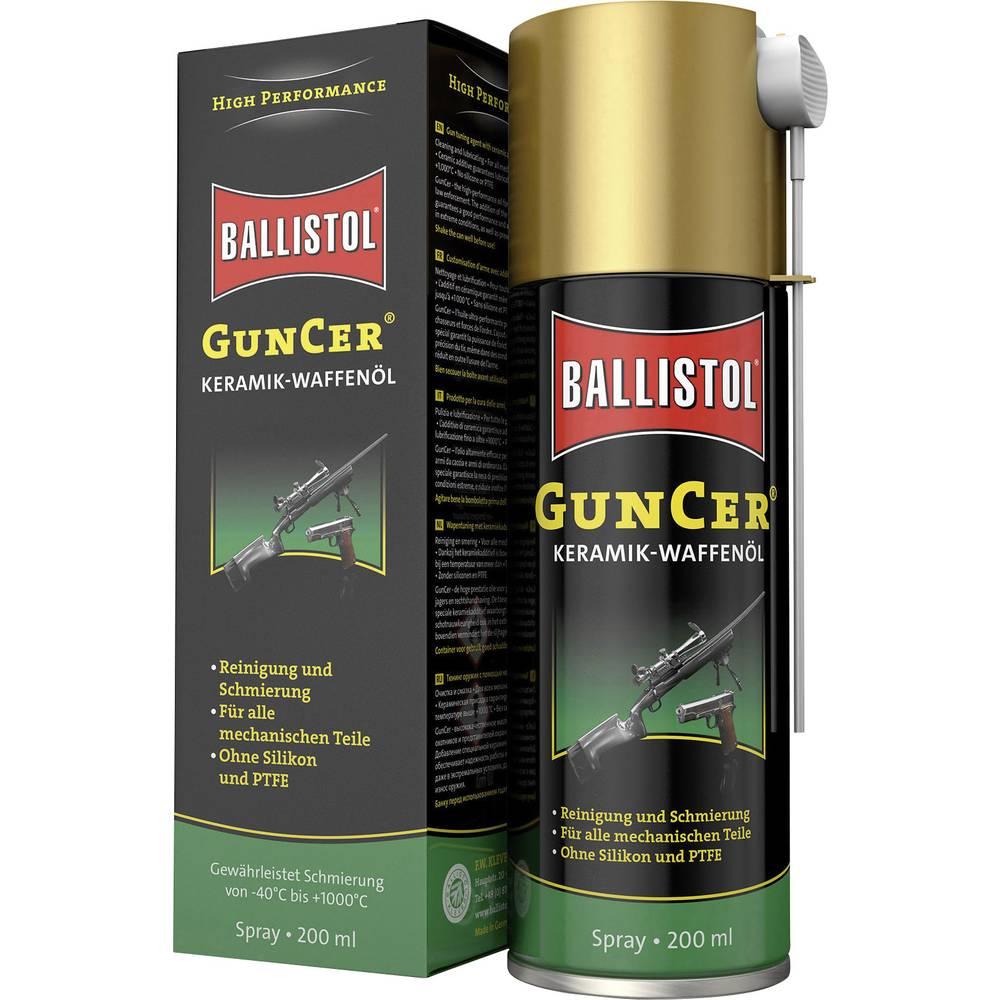 Ballistol 22.165 GunCer olje za pištole 200 ml