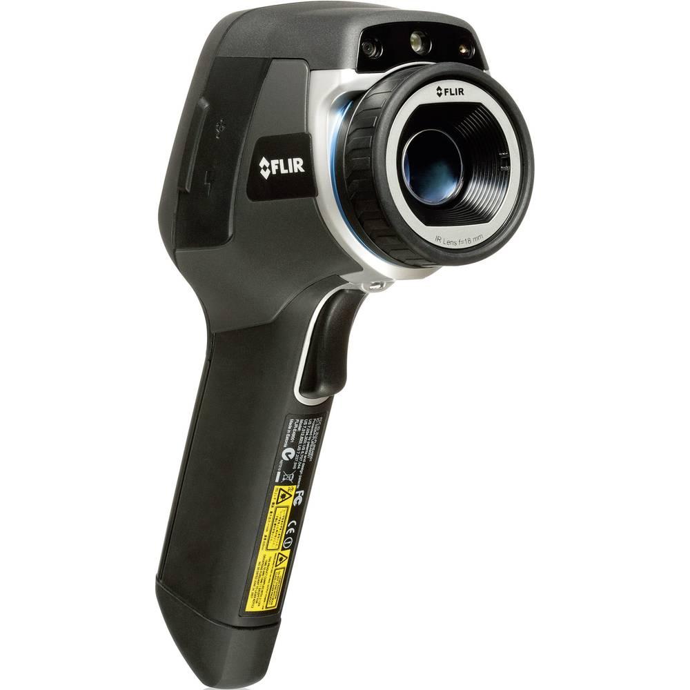 Termovizijska kamera FLIR E60bx (vč. Wi-Fi) -20 do 120 °C 320 x 240 pikslov 60 Hz kalibrirana po ISO standardu