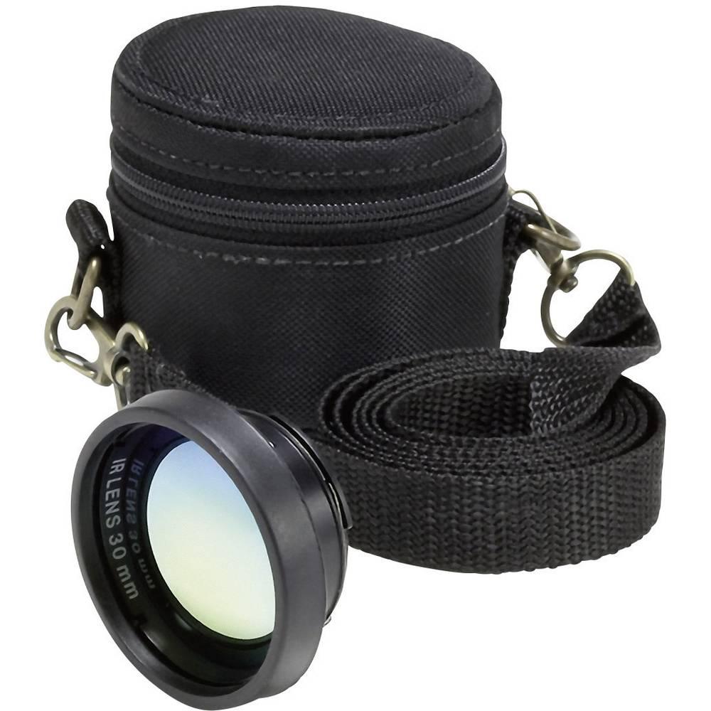FLIR 1196961 objektiv 30 mm, 15° zorni kot, vklj. zaščitna torbica, primeren za Flir Exx-serijo, Flir Txxx-serijo, Flir Bxxx-ser