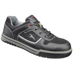 Albatros 641930 Varovalni nizki čevlji ESD, velikost=46 črni EN ISO 20345:2011