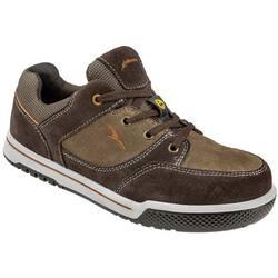 Albatros 641970 Varovalni nizki čevlji ESD, velikost=42 rjavi EN ISO 20345:2011