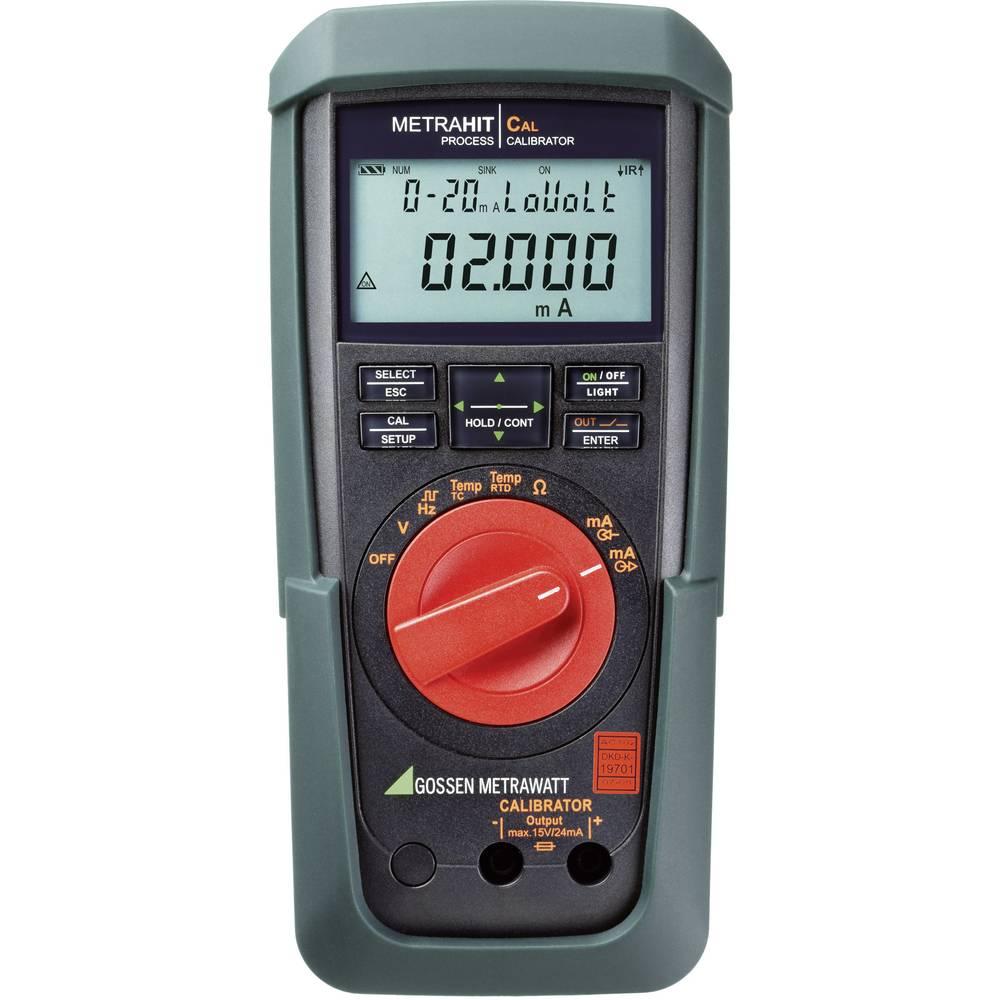 Kalibrator Gossen Metrawatt Metrahit Cal M244A