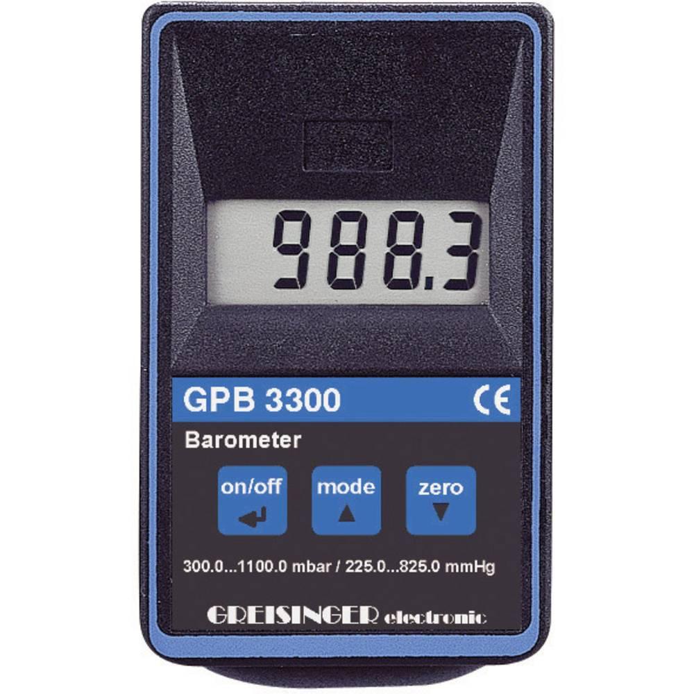 Merilnik tlaka Greisinger GPB 3300 pritisk 0.3 - 1.1 bar