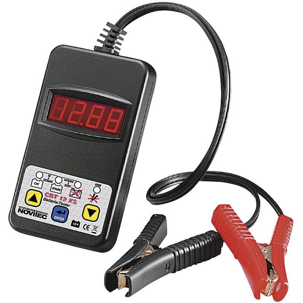 Bil-batteritester Novitec CBT12XS