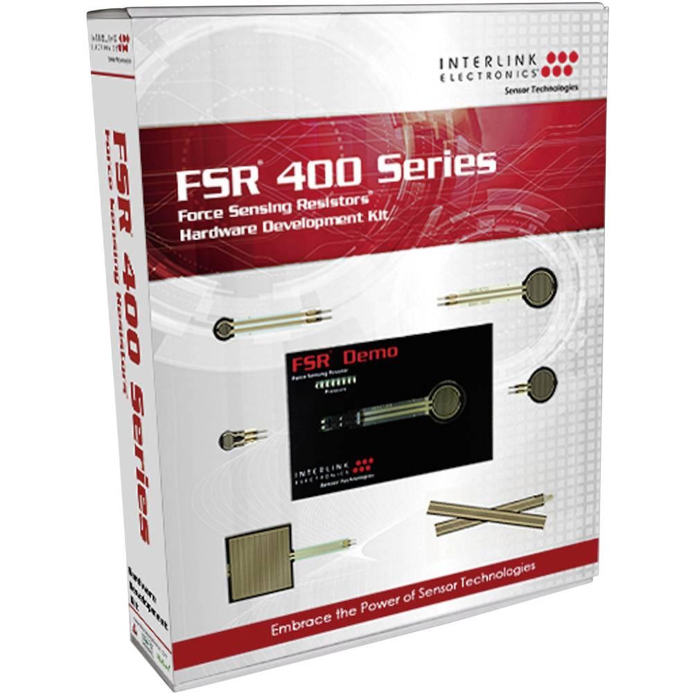 Razvojni komplet za senzorje tlaka Interlink FSR400-HDK