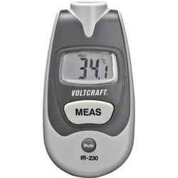 Infrardeči termometer VOLTCRAFT IR-230 optika 1:1 -35 do +250 °C pirometer, kalibracija narejena po: delovnih standardih