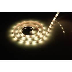 LED dekorativno svjetlo, svjetleća traka toplo bijelo svjetlo 5 m