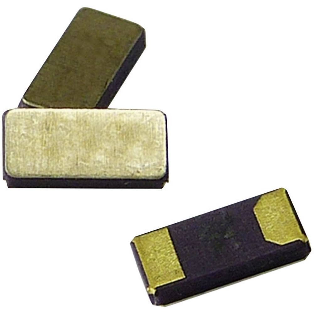 Urni kvarc QTC3-serija Qantek QTC332.76812B2R frekvenca 32.768 kHz oblika 2-PAD SMD (D x Š x V) 3.2 x 1.5 x 0.65 mm