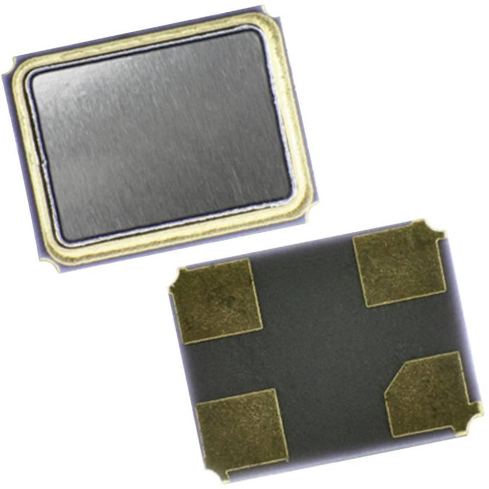 Kvarc QC32-serija Qantek QC3220.0000F12B12M frekvenca 20.000 MHz oblika 4-PAD SMD (D x Š x V) 3.2 x 2.5 x 0.8 mm