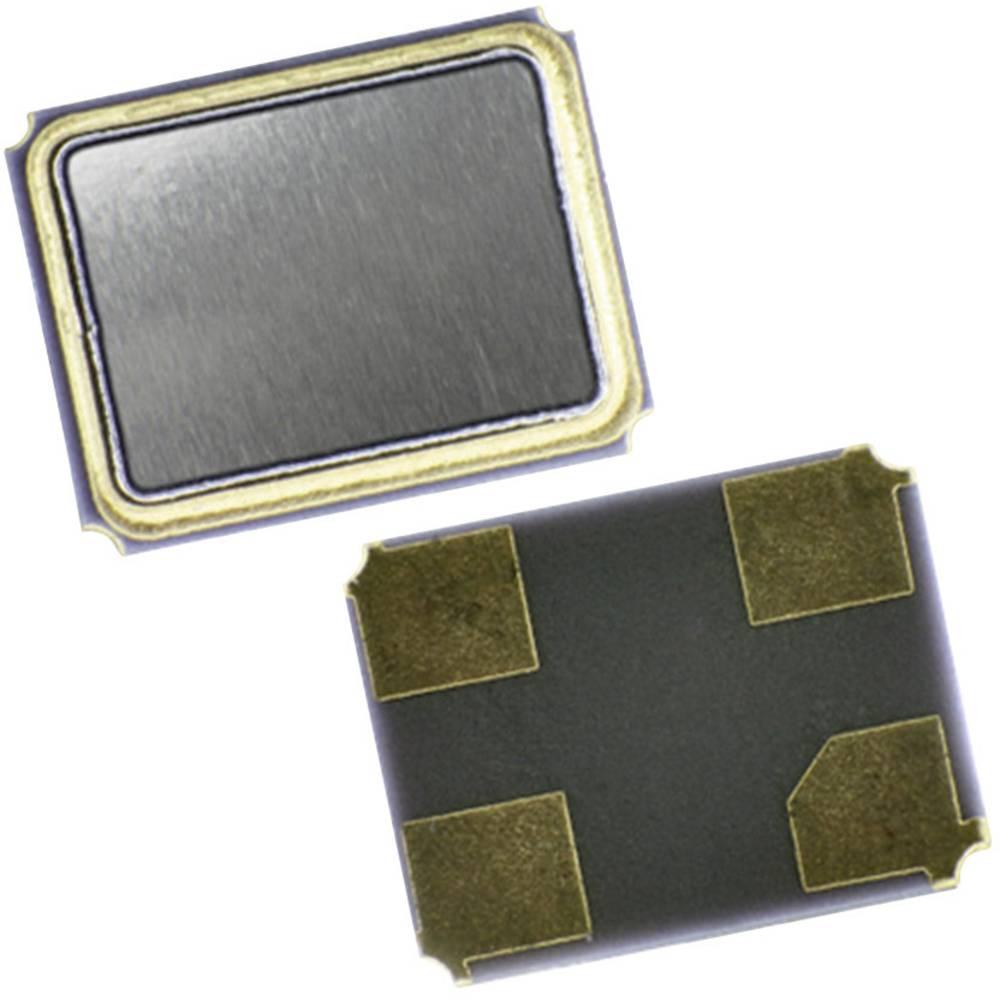 Kvarc QC32-serija Qantek QC3224.0000F12B12M frekvenca 24.000 MHz oblika 4-PAD SMD (D x Š x V) 3.2 x 2.5 x 0.8 mm
