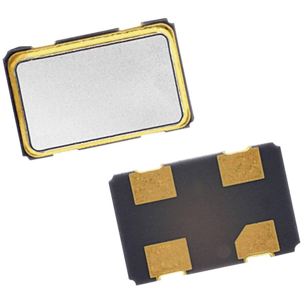 Kvarčni oscilator Qantek QX533A16.00000B15M SMD HCMOS 16.000 MHz 5 mm 3.2 mm 1.3 mm