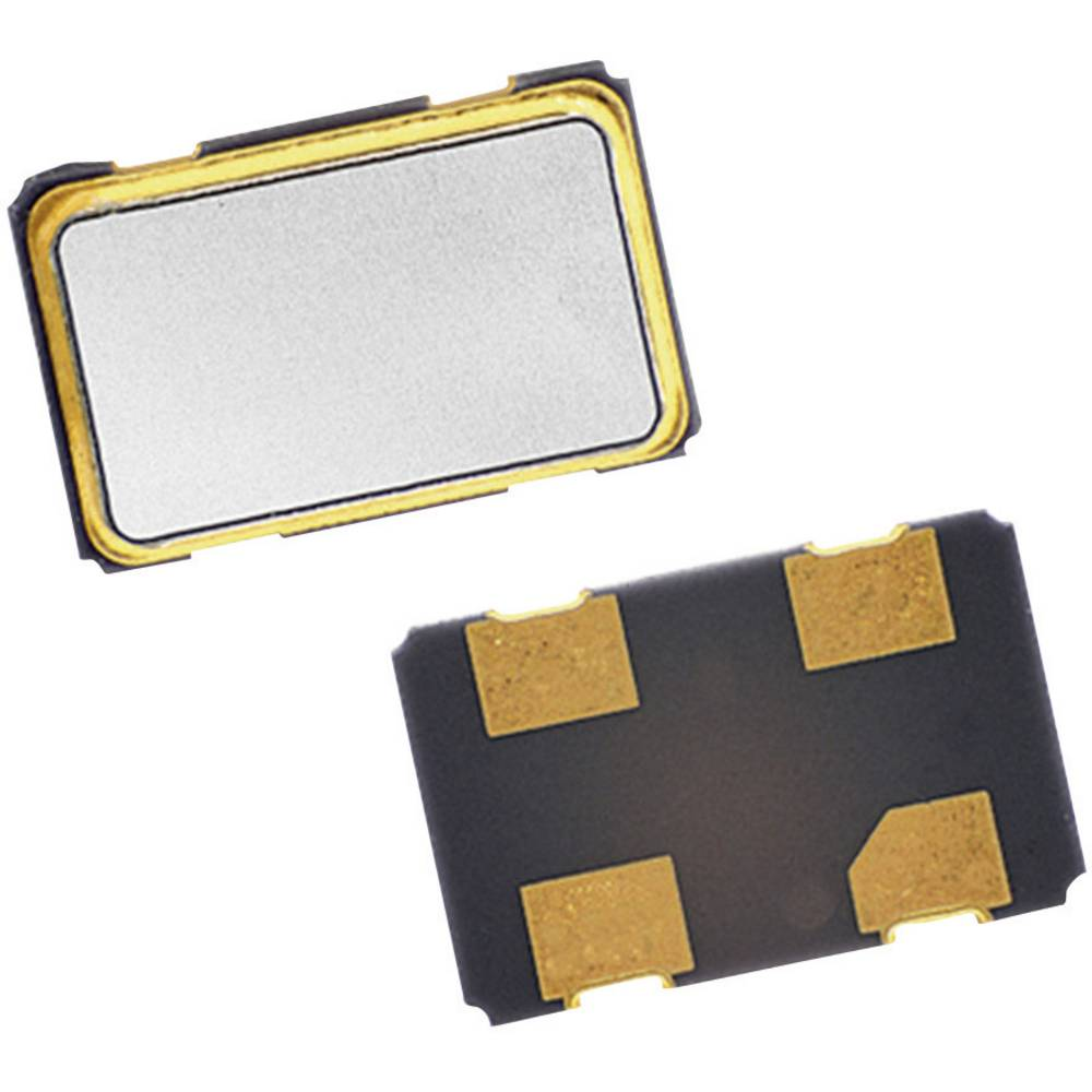 Kvarčni oscilator Qantek QX533A20.00000B15M SMD HCMOS 20.000 MHz 5 mm 3.2 mm 1.3 mm