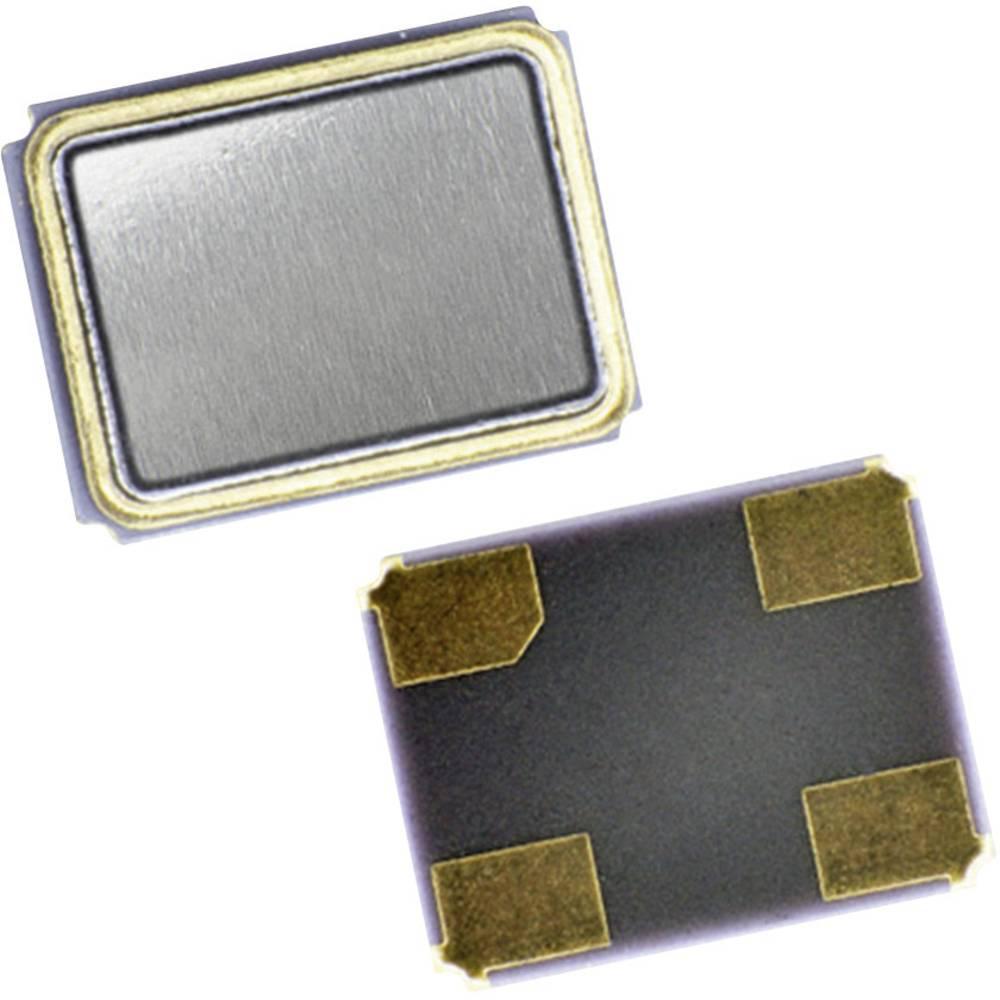 Kvarčni oscilator Qantek QX333A24.57600B15M SMD HCMOS 24.576 MHz 3.2 mm 2.5 mm 1.2 mm