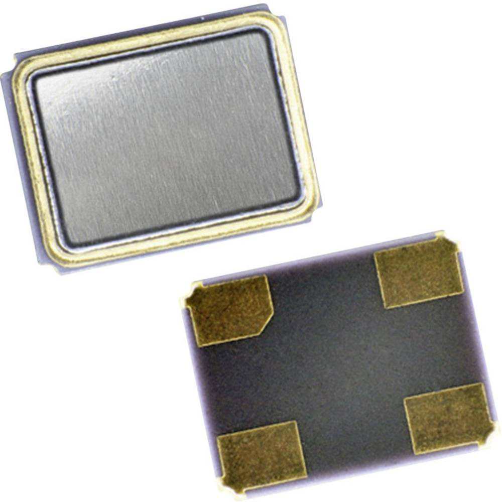 Kvarčni oscilator Qantek QX333A25.00000B15M SMD HCMOS 25.000 MHz 3.2 mm 2.5 mm 1.2 mm