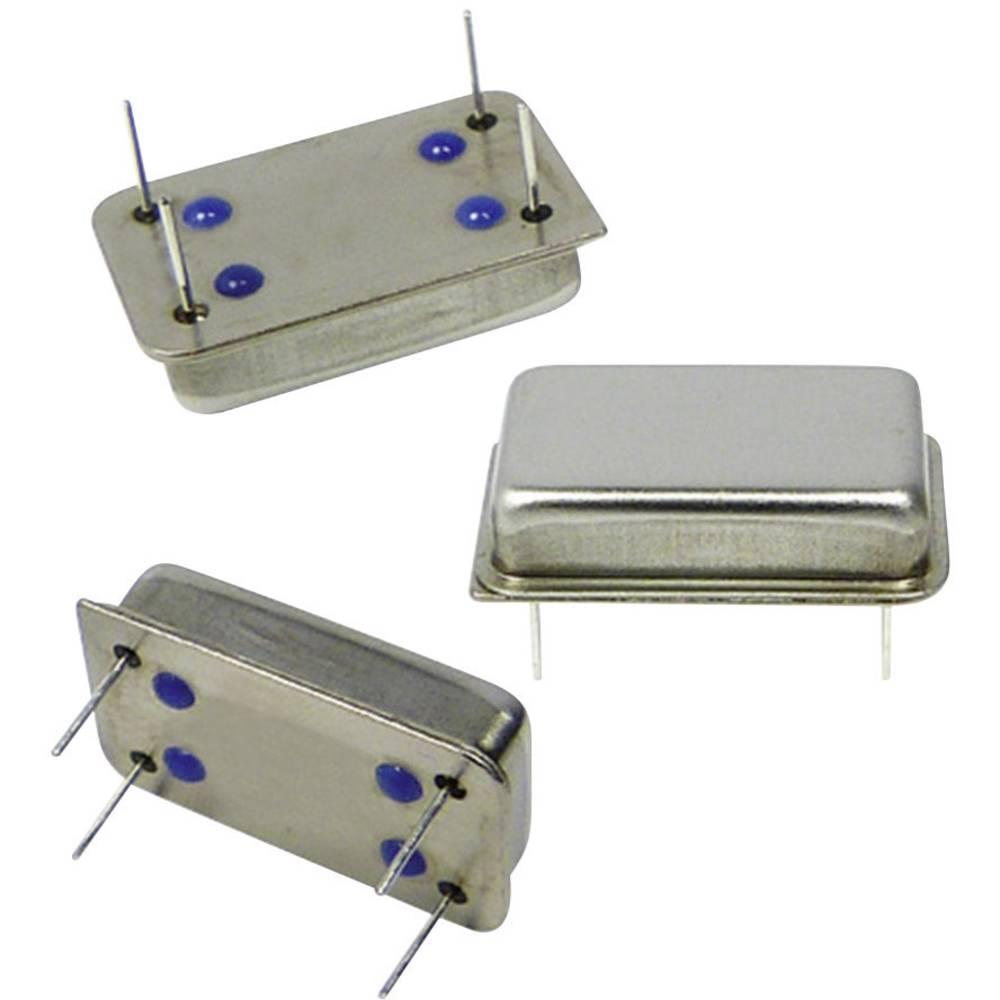 Kvarčni oscilator Qantek QX14T50B1.843200B50TT DIP-14 HCMOS 1.843 MHz 20.8 mm 13.2 mm 5.08 mm