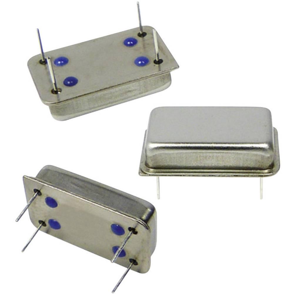 Kvarčni oscilator Qantek QX14T50B3.686400B50TT DIP-14 HCMOS 3.686 MHz 20.8 mm 13.2 mm 5.08 mm