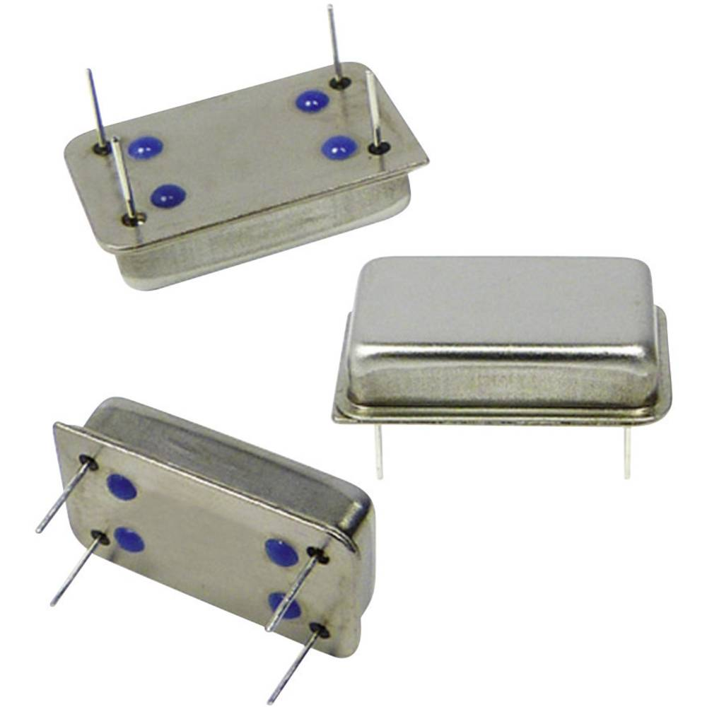 Kvarčni oscilator Qantek QX14T50B7.372800B50TT DIP-14 HCMOS 7.372 MHz 20.8 mm 13.2 mm 5.08 mm