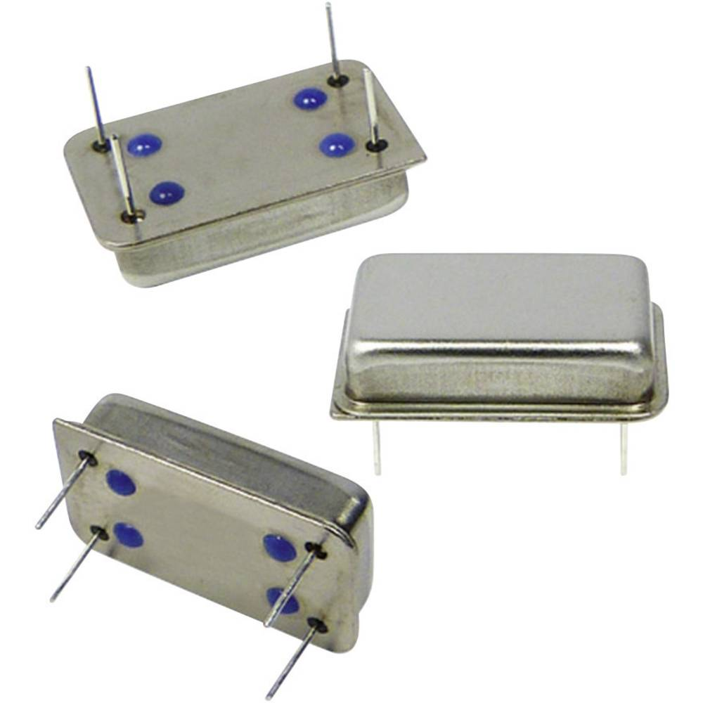 Kvarčni oscilator Qantek QX14T50B8.000000B50TT DIP-14 HCMOS 8.000 MHz 20.8 mm 13.2 mm 5.08 mm