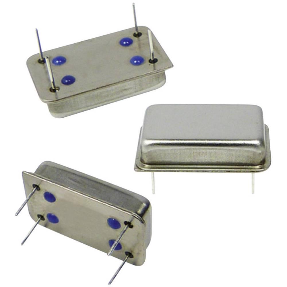 Kvarčni oscilator Qantek QX14T50B9.830400B50TT DIP-14 HCMOS 9.830 MHz 20.8 mm 13.2 mm 5.08 mm