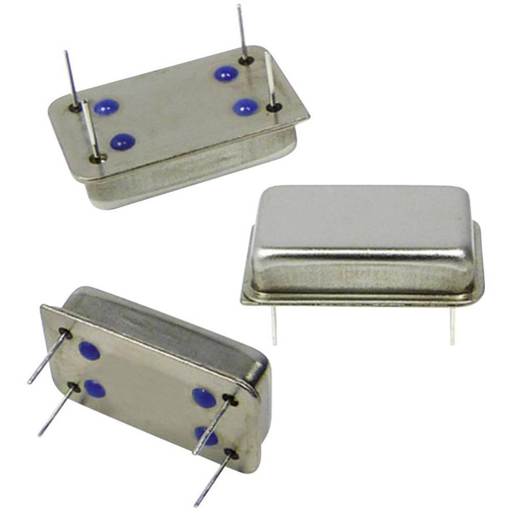 Kvarčni oscilator Qantek QX14T50B10.00000B50TT DIP-14 HCMOS 10.000 MHz 20.8 mm 13.2 mm 5.08 mm