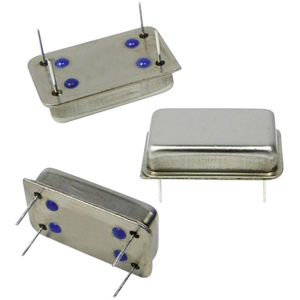 Kvarčni oscilator Qantek QX14T50B18.43200B50TT DIP-14 HCMOS 18.432 MHz 20.8 mm 13.2 mm 5.08 mm