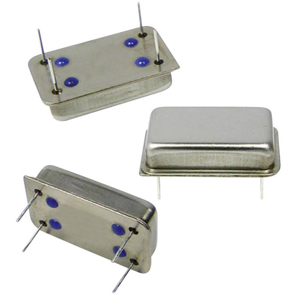 Kvarčni oscilator Qantek QX14T50B25.00000B50TT DIP-14 HCMOS 25.000 MHz 20.8 mm 13.2 mm 5.08 mm