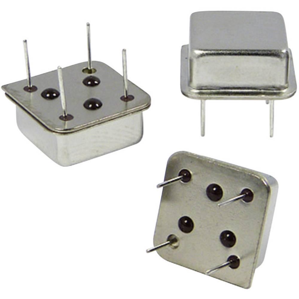 Kvarčni oscilator Qantek QX8T50B6.000000B50TT DIP-8 HCMOS 6.000 MHz 13.21 mm 13.21 mm 5.08 mm