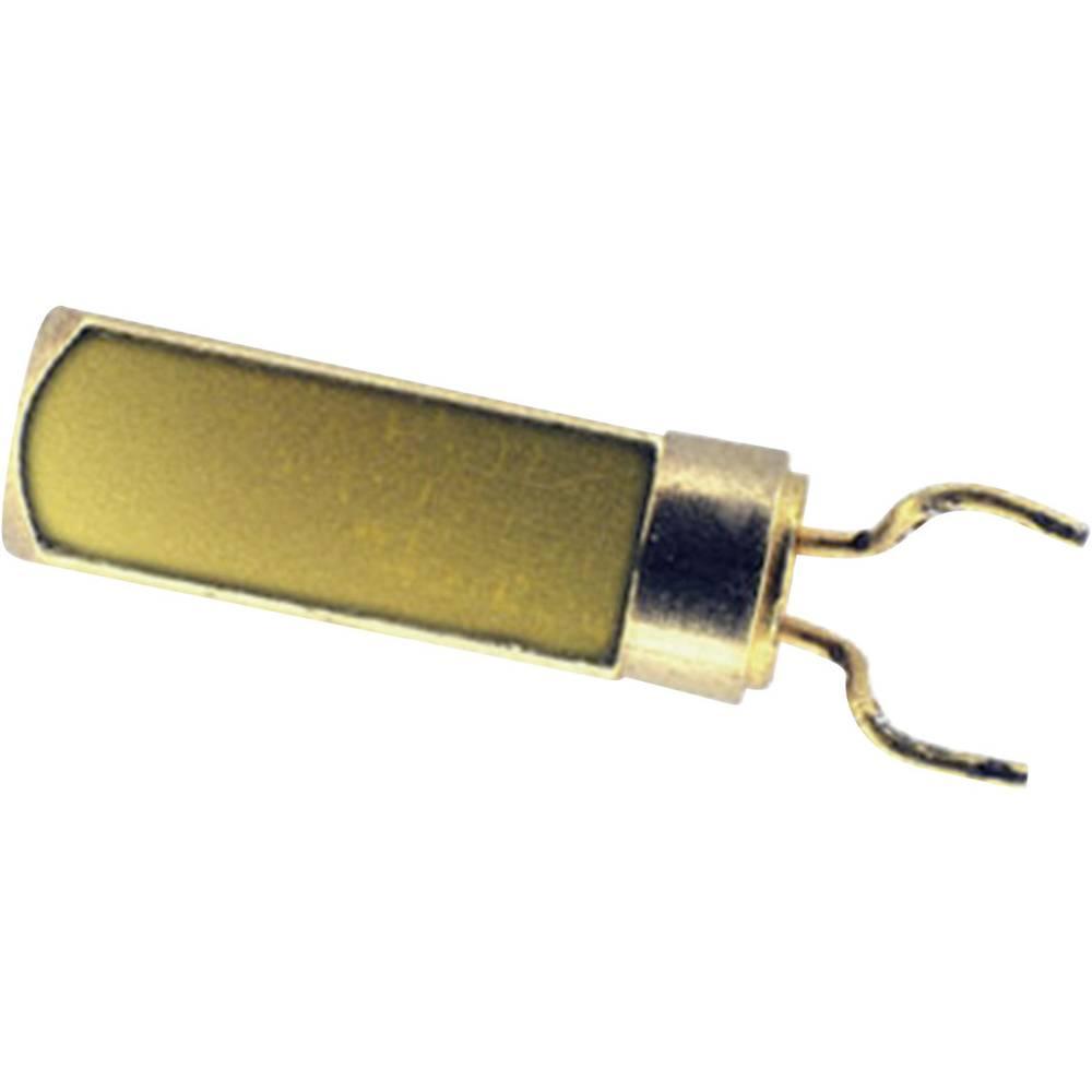 Urni kvarc MS1V-T1K-serija MicroCrystal MS1V-T1K 32.768kHz 10pF +/-20ppm TA QC frekvenca 32.768 kHz frekvenca 2-PAD SMD (L x