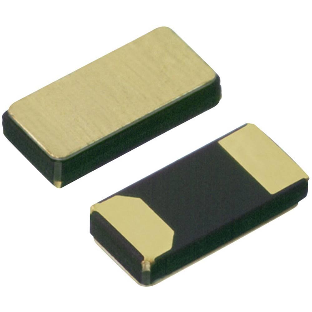 Urni kvarc CM7V-T1A-serija MicroCrystal CM7V-T1A 32.768kHz 7pF +/-20ppm TA QC frekvenca 32.768 kHz frekvenca 2-PAD SMD (L x