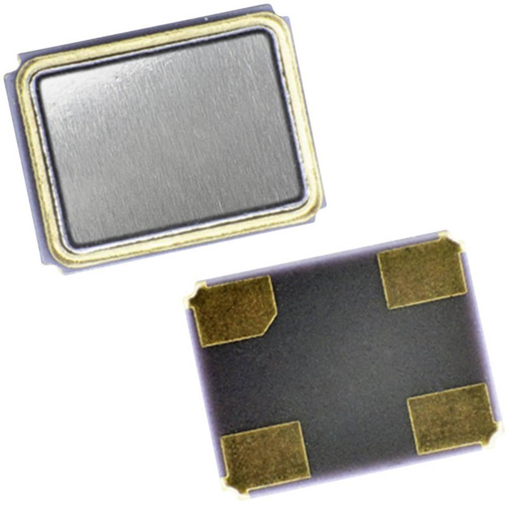 Kvarčni oscilator EuroQuartz 14.31818MHz XO32050UITA SMD HCMOS 14.31818 MHz 3.2 mm 2.5 mm 0.95 mm