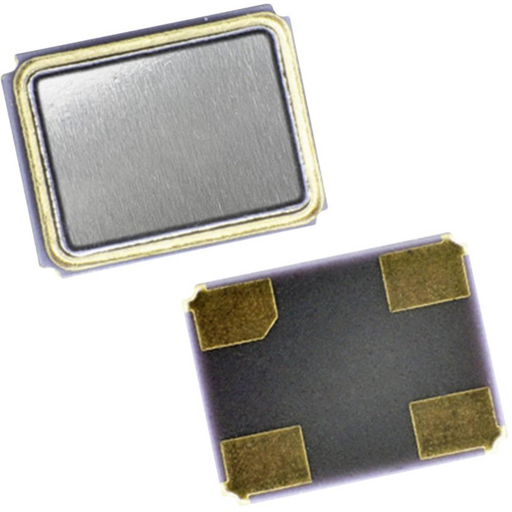 Kvarčni oscilator EuroQuartz 16.000MHz XO32050UITA SMD HCMOS 16.000 MHz 3.2 mm 2.5 mm 0.95 mm