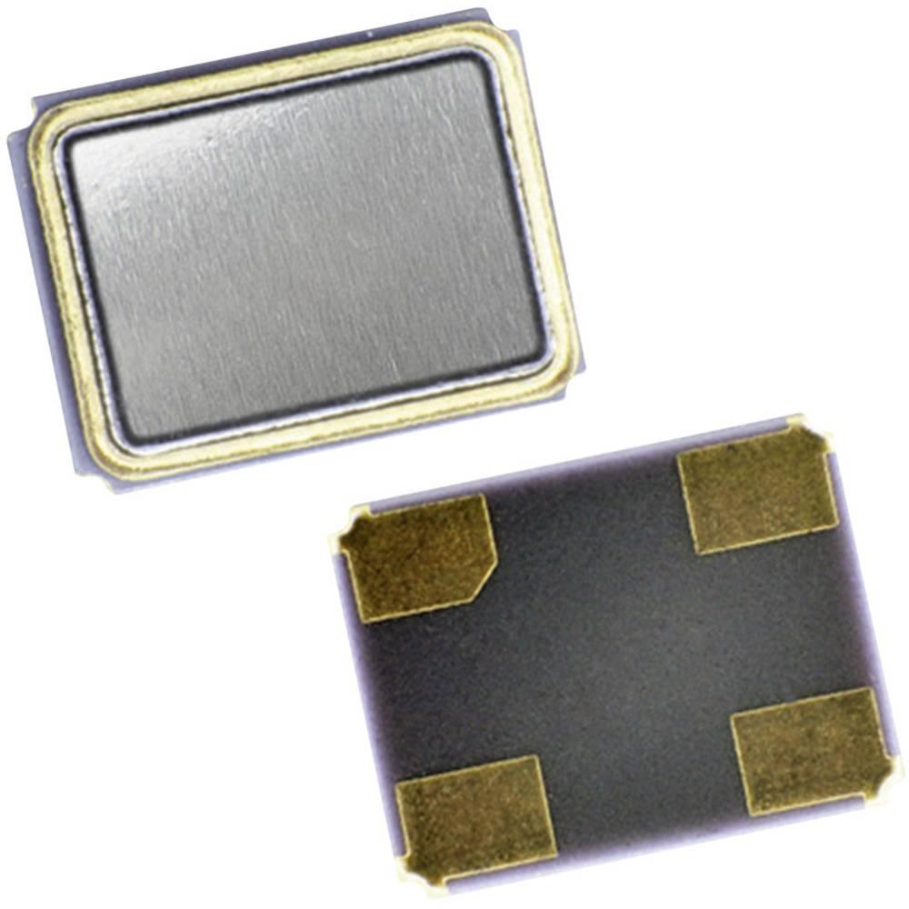 Kvarčni oscilator EuroQuartz 24.576MHz XO32050UITA SMD HCMOS 24.576 MHz 3.2 mm 2.5 mm 0.95 mm