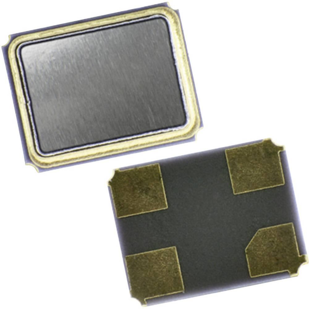 Kvarc MT-serija EuroQuartz 24.000MHz MT/30/30/-40+85/12pF frekvenca 24.000 MHz frekvenca 4-PAD SMD (D x Š x V) 3.2 x 2.5 x 0