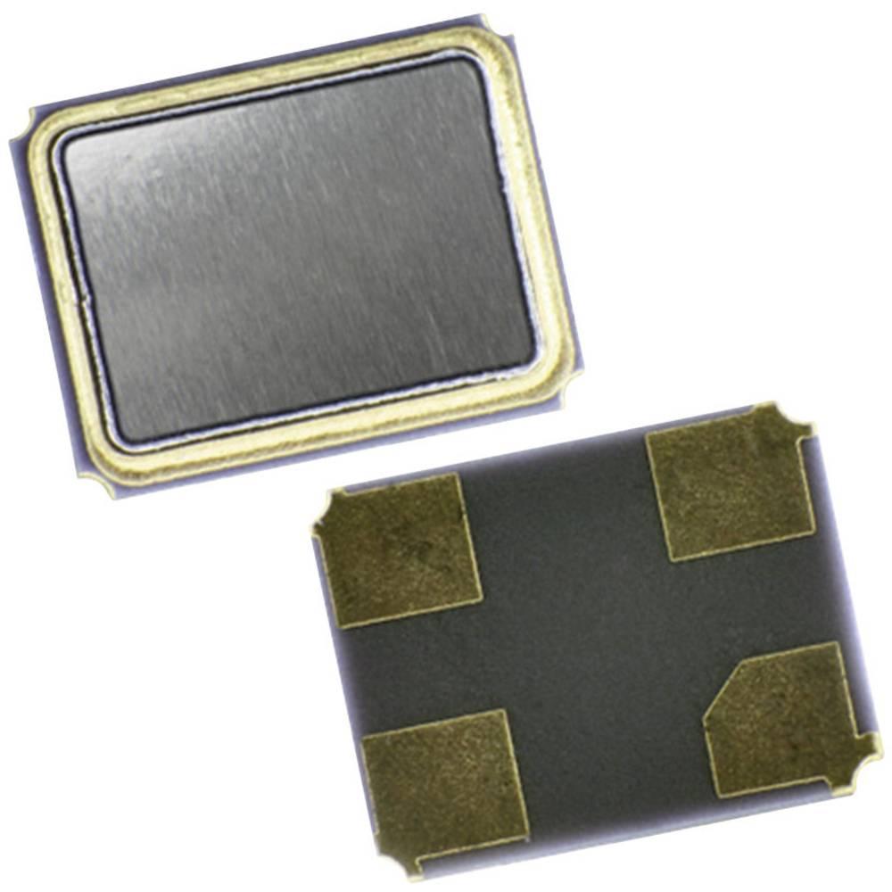 Kvarc MT-serija EuroQuartz 25.000MHz MT/30/30/-40+85/12pF frekvenca 25.000 MHz frekvenca 4-PAD SMD (D x Š x V) 3.2 x 2.5 x 0