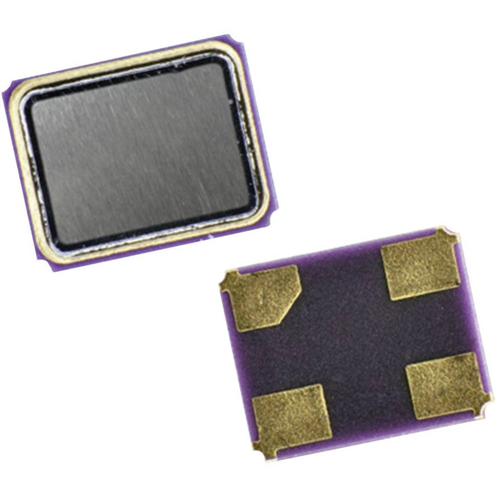 Kvarc X22-serija EuroQuartz 16.384MHz X22/30/30/-40+85/12pF frekvenca 16.384 MHz frekvenca 4-PAD SMD (D x Š x V) 2.5 x 2 x 0