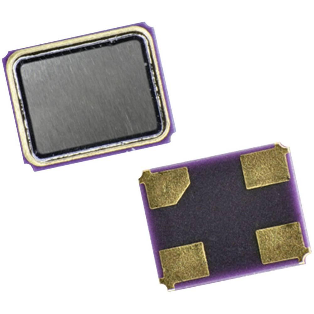 Kvarc X21-serija EuroQuartz 16.000MHz X21/30/30/-40+85/12pF frekvenca 20.000 MHz frekvenca 4-PAD SMD (D x Š x V) 2 x 1.6 x 0