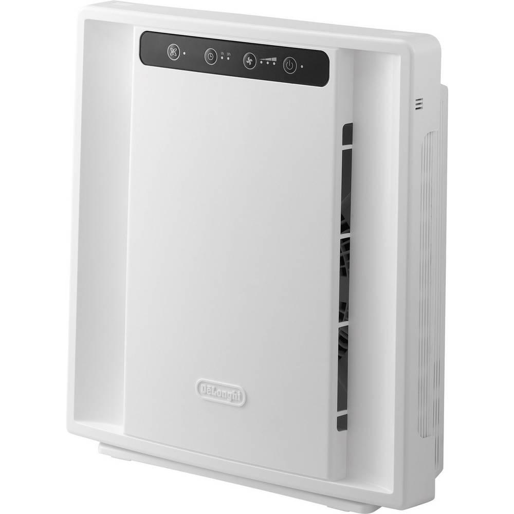 Čistilnik zraka 25 m2, 35 W beli, DeLonghi AC 75