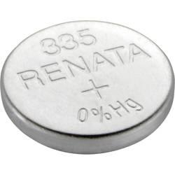 Gumbna baterija 335 srebrovo-oksidna Renata SR512 6 mAh 1.55 V, 1 kos