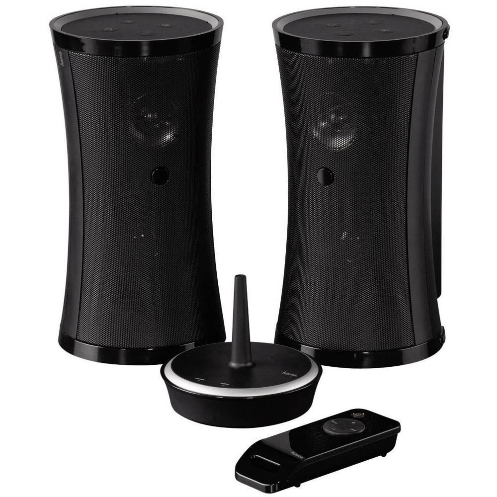 Brezžični zvočniki Hama FL-986 Outdoor, črne barve