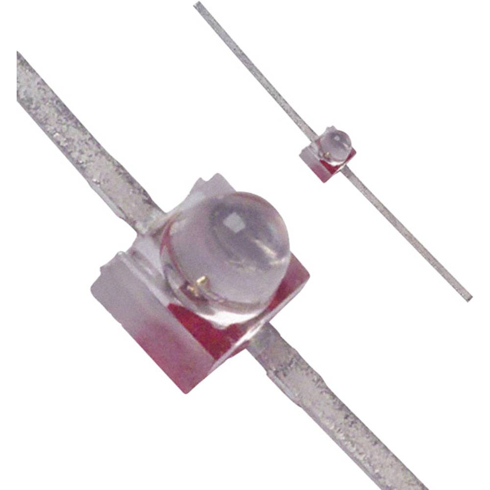 LED bedrahtet (value.1317403) Broadcom 1.9 mm 40 mcd 28 ° 30 mA 1.8 V Rød