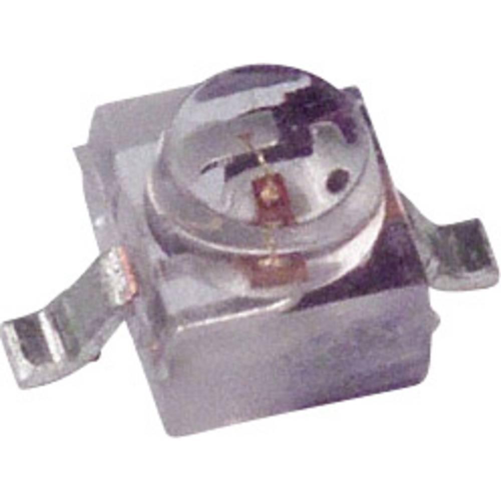 SMD-LED (value.1317393) Broadcom HLMT-PH00-P0011 SMD-2 120 mcd 125 ° Rød
