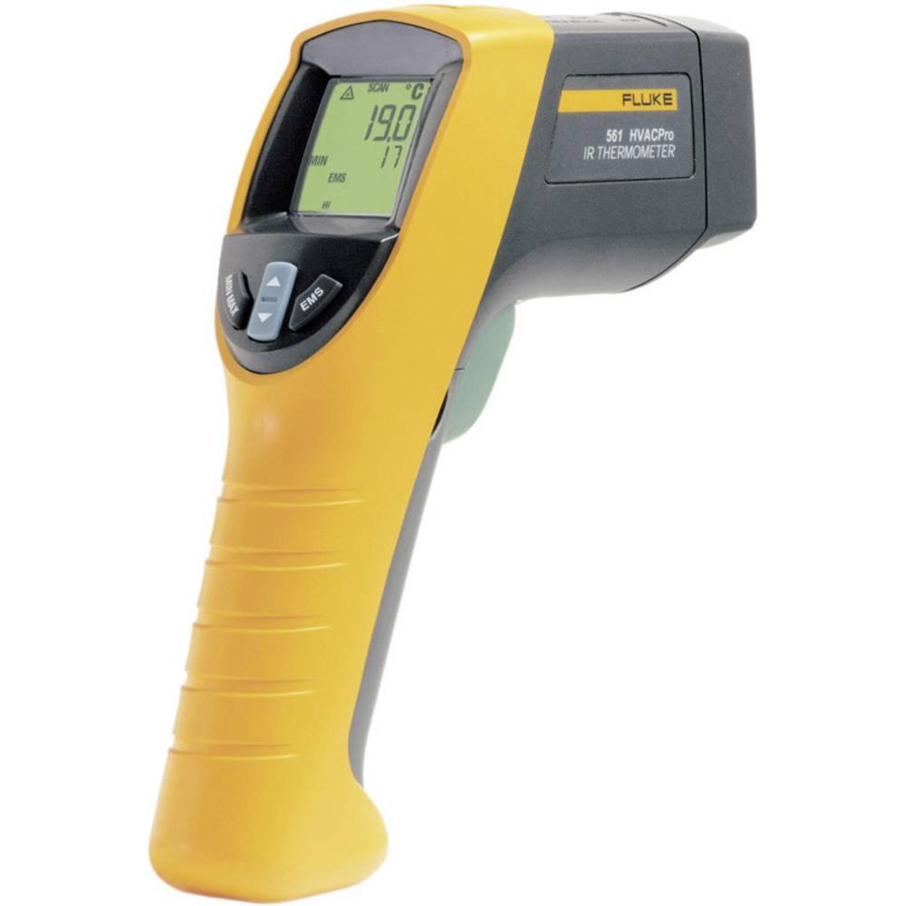 Infrardeči termometer Fluke 561 optika 1:2 -40 do +550 °C kontaktno merjenje, kalibracija narejena po: delovnih standardih
