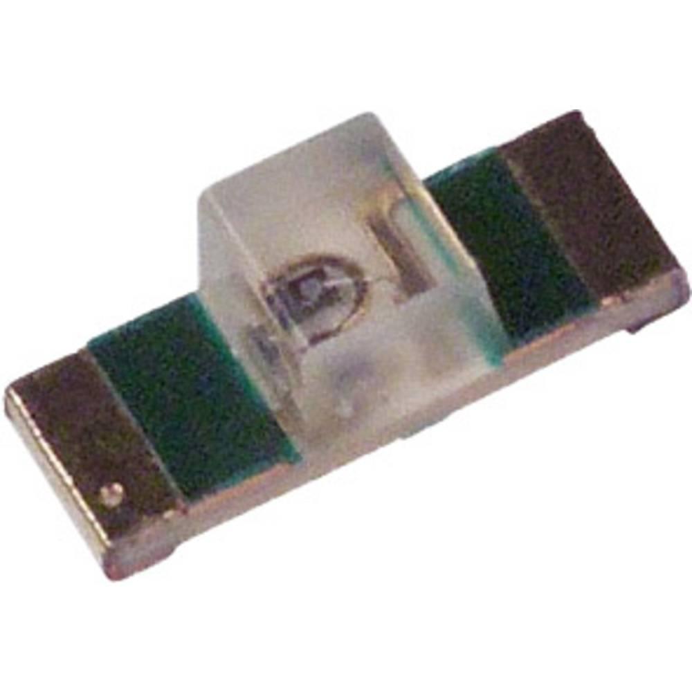 SMD-LED (value.1317393) Broadcom HSMG-C265 3412 15 mcd 170 ° Grøn