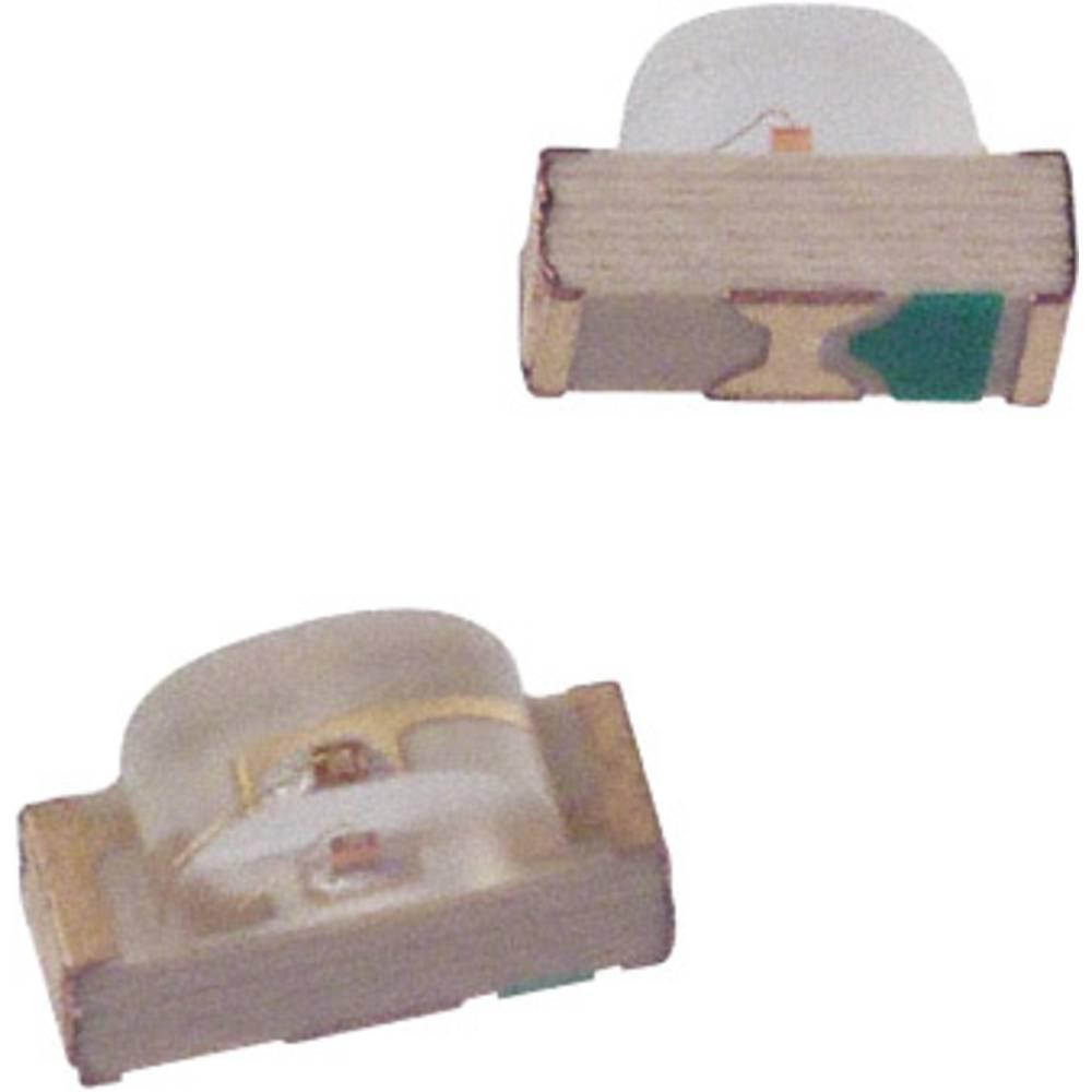 SMD-LED (value.1317393) Broadcom HSMH-C680 SMD-2 30.7 mcd 125 ° Rød