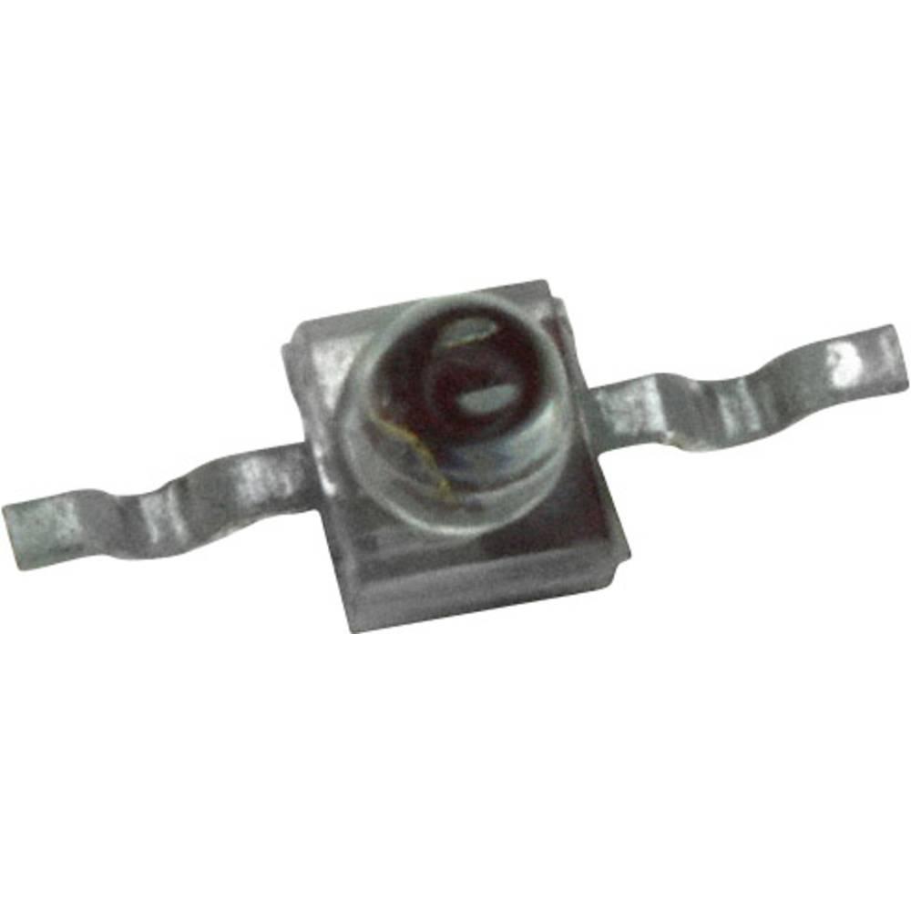 SMD-LED (value.1317393) Broadcom HLMP-6305-L0021 SMD-2 40 mcd 28 ° Rød